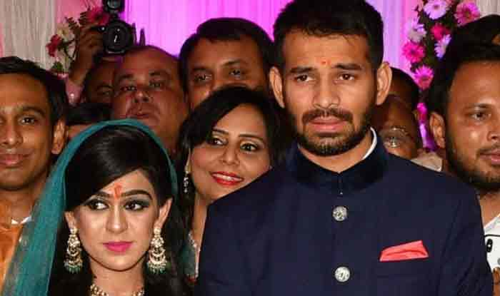Tej Pratap Yadav-Aishwarya Rai Divorce Proceedings to Continue; RJD Leader Says 'Have Blessings of my Father'