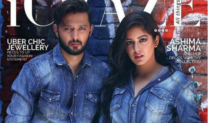 Vatsal Sheth and Ishita Dutta Give Major Twinning Goals in All Denim Outfit on Mag Cover – View Picture