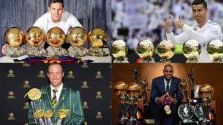 Cristiano Ronaldo, Lionel Messi, LeBron James And AB de Villiers Are Champions Regardless of World Cup Glory