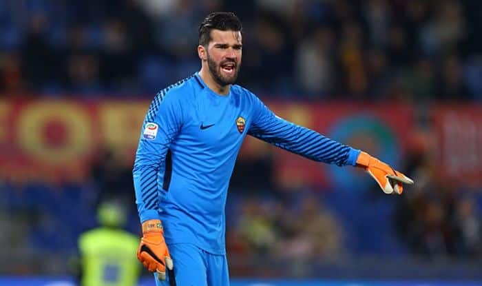 Liverpool Complete Signing of Alisson Becker From Roma For Record 65 Million Pound, Make Him World's Most Expensive Goalkeeper