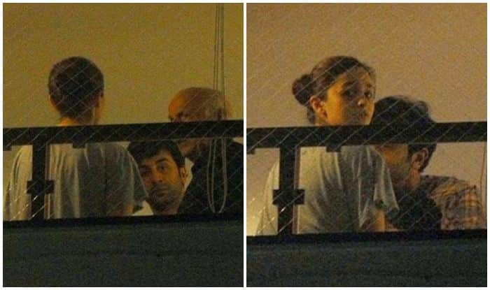 Ranbir Kapoor, Alia Bhatt Have A Late Night Dinner Date At Her Home – See Pics
