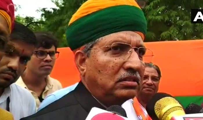 'More Popular Modiji Becomes, More Such Incidents Will Occur': Union Minister Arjun Meghwal on Alwar Lynching