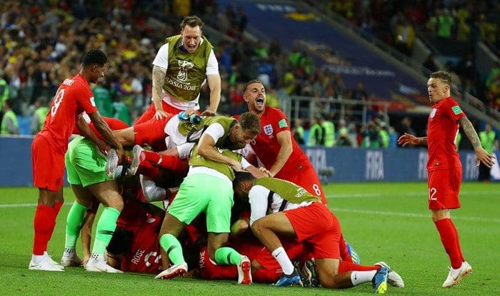 FIFA World Cup 2018:End to Penalty Jinx deserved, says Manager Gareth Southgate Post's England Win Over Colombia