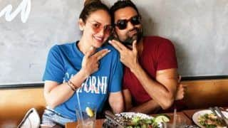 Esha Deol, Abhay Deol Strike a Pose Together in California; See Pics