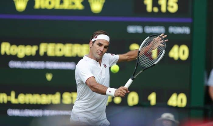 Wimbledon 2018: Roger Federer Goes Past Jimmy Connors To Secure Most