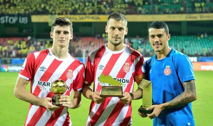 Girona FC ThrashKeralaBlasters 5-0, Win InauguralLaLiga World Tournament