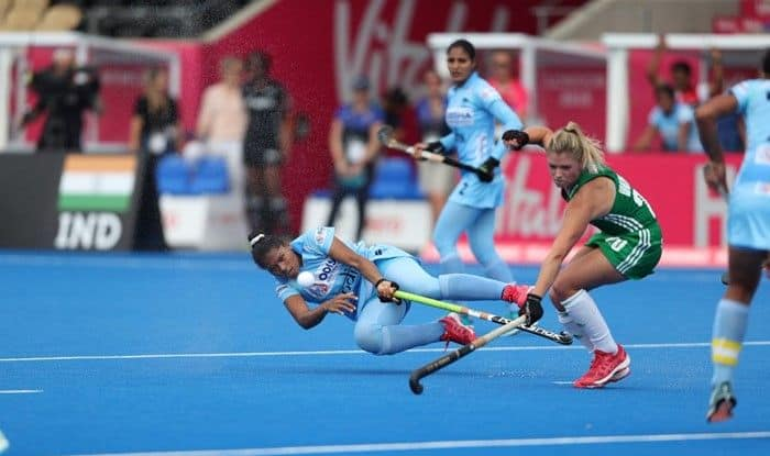 Hockey Women's World Cup 2018: Ireland Beat India 1-0 To Enter Quarter-Finals