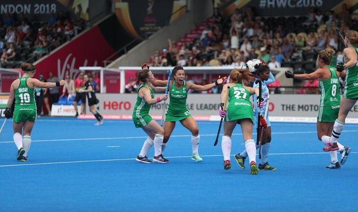 Live Updates, Women's Hockey World Cup 2018, India vs Ireland: Ireland Beat India 1-0 to Enter Quarter-Finals