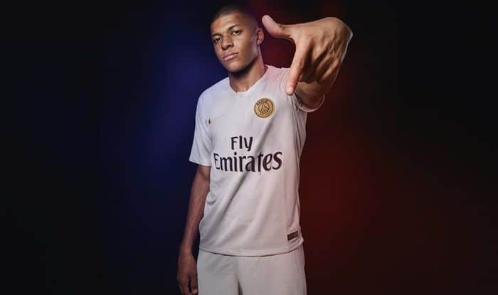 Kylian Mbappe To Wear Paris Saint-Germain (PSG's) No.7 Jersey