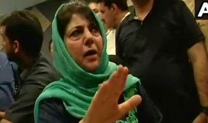 J&K's Relation Will End With India in 2020 if Terms And Conditions of Its Accession Altered: Mehbooba Mufti