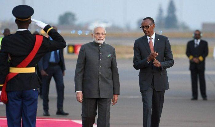 Modi in Africa: PM to Gift 200 Cows to Village in Rwanda as Part of Girinka Scheme