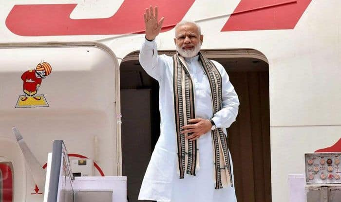 PM Modi to Begin Five-Day Three-Nation Africa Tour Today; to Attend BRICS Summit in South Africa