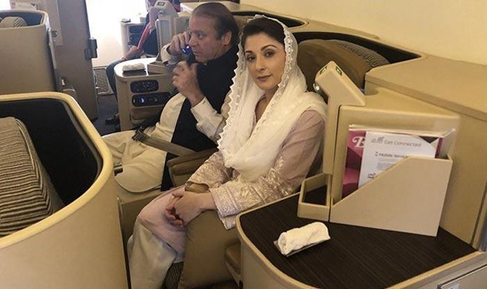 Nawaz Sharif, Daughter Maryam Provided B Class Facilities Due to Their Social Status