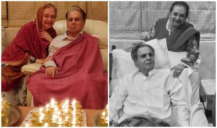 Saira Banu's Adorable Tweet About Missing Her Husband Dilip Kumar At A Function Will Melt Your Heart