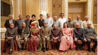 Anupam Kher Starring The Accidental Prime Minister: Actors Disguised as Former Politicians Will Leave You Awestruck – See Pic