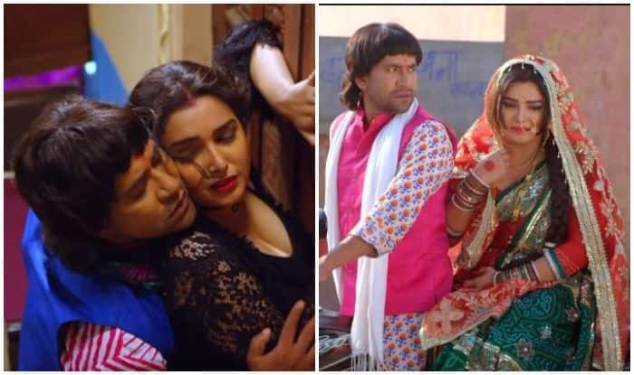 Bhojpuri Superstars Dinesh Lal Yadav Nirahua and Amrapali Dubey Are Rocking it in Malaysia