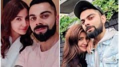Virat Kohli Shares a Selfie With Anushka Sharma, Beams With Joy of Being Able to Walk Around