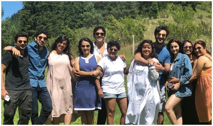Alia Bhatt And Ranbir Kapoor With Brahmastra Team In Bulgaria, Nagarjuna Akkineni Joins The Cast
