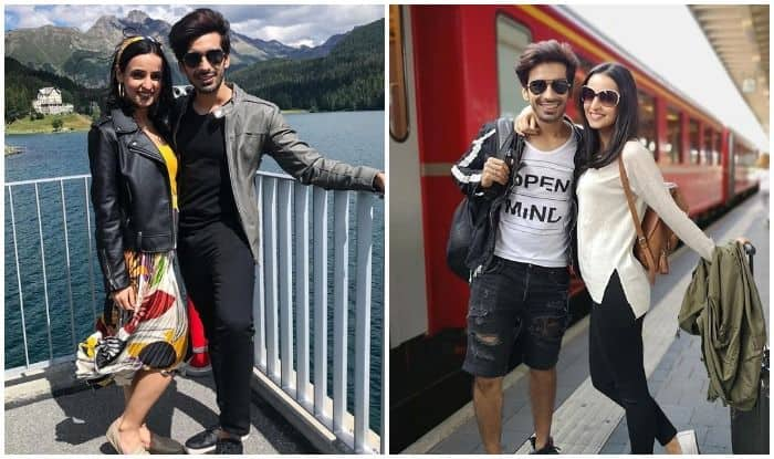 Mohit Sehgal and Sanaya Irani Share Adorable Pictures From Their Switzerland Vacation