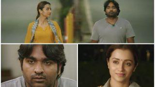 96 Teaser Release, Vijay Sethupathi And Trisha Krishnan's Onscreen Romance Will Get You Lovestruck