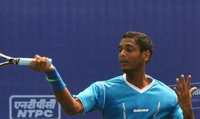 Hall of Fame Open:Ramkumar Ramanathan To Take On America'sTim Smyczek In His First EverATP Semi-Final