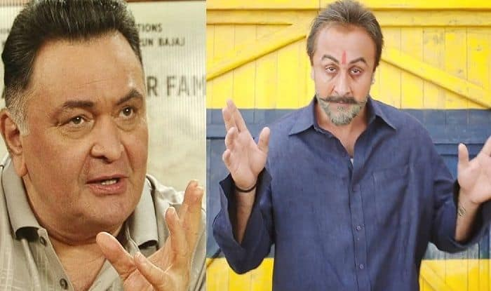Rishi Kapoor on Sanju Success: Cheers Ranbir Kapoor! You Don't Know How Proud Your Parents Are