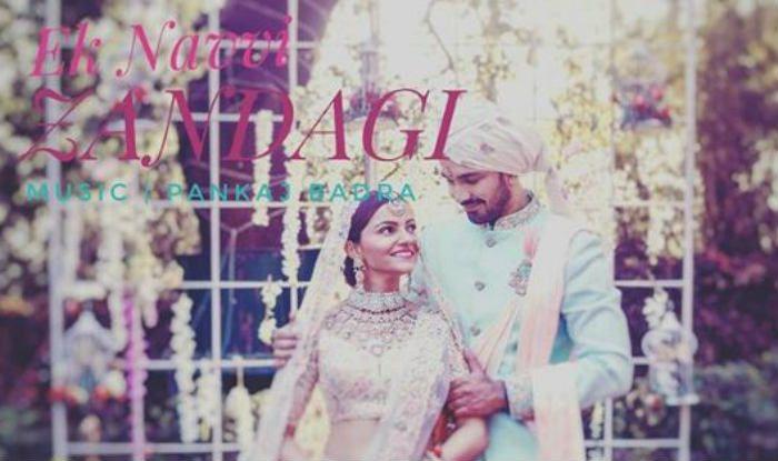 Rubina Dilaik Composes And Sings For Husband Abhinav Shukla, Watch The Song Here