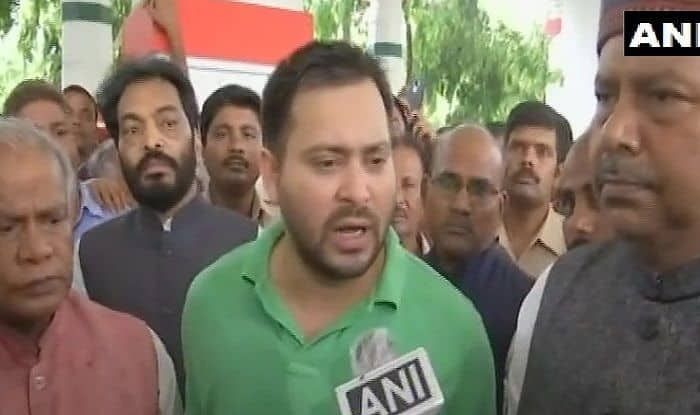 Mahagathbandhan: 'Wait Till Evening,' Promises RJD's Tejashwi Yadav Ahead of Meeting