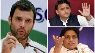 लोकसभा चुनाव 2019: यूपी में साथ लड़ेंगी सपा-बसपा-कांग्रेस, गठबंधन तय, सीटों पर जल्द होगा फैसला