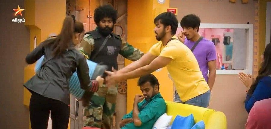 Bigg Boss Tamil 2: Netizens Irked With Aishwarya Dutta's Behaviour, Wants Kamal Hassan to Evict Her From The House