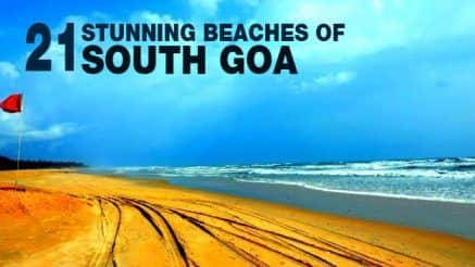 Beach Bums – Here Are 21 Stunning Photos of Beaches in South Goa