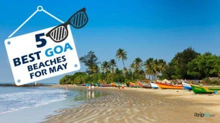 Check Out These 5 Beaches in Goa That Are Perfect For The Month of May!