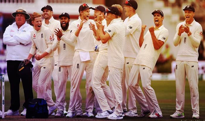 India vs England 2nd Test Lord's Match Report: James Anderson, Chris Woakes, Stuart Broad Star as England Beat Virat Kohli-Led Team India by an Innings & 159 Runs to Take 2-0 Lead