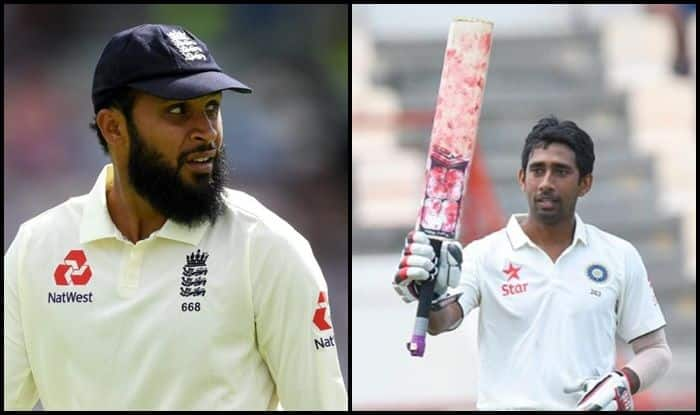 India vs England 2nd Test Lord's Stat: Adil Rashid Joins Wriddhiman Saha to Bag Unwanted Record Against Virat Kohli's Team