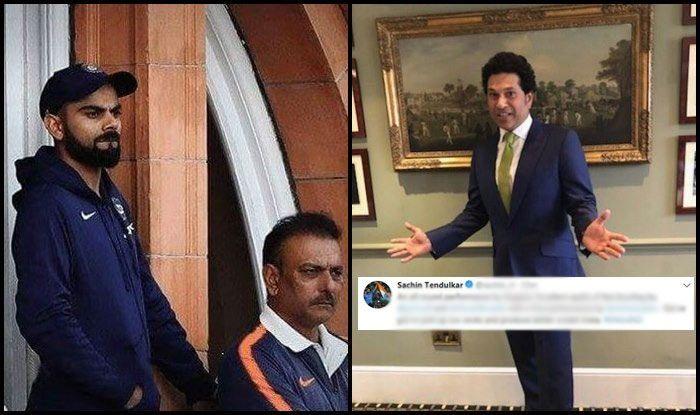 India vs England 2nd Test Lord's: Sachin Tendulkar Lauds James Anderson, Stuart Broad And Chris Woakes For Beating Virat Kohli-Led India