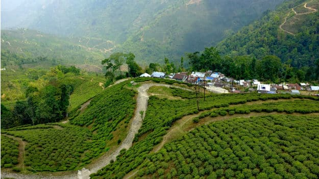 Take a virtual tour of Darjeeling in 4 minutes!