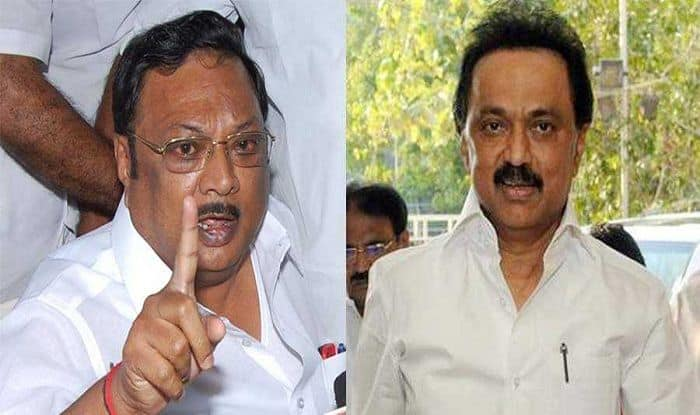 Alagiri Challenges Stalin's Elevation as DMK President, Claims Party Workers Are With Him