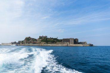 Photos of Gunkanjima Island in Japan That Showcase Its Desolate Beauty