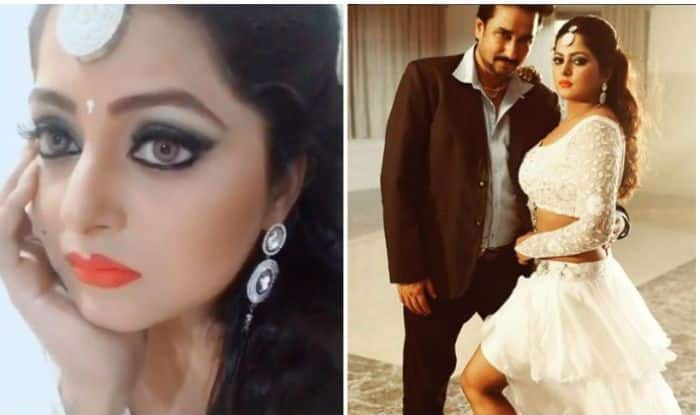 Bhojpuri Hottie Anjana Singh Hums to Popular Track Deewana Hai Dekho From Kabhi Khushi Kabhi Gham in This Video; Watch