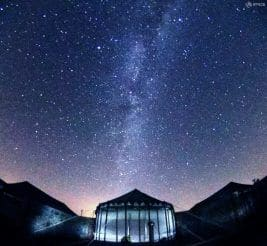 Astroport Sariska: the first resort in India for astronomy lovers