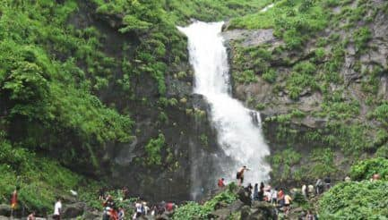 Make Your Monsoon Memorable With a Visit to These 5 Waterfalls Near Mumbai