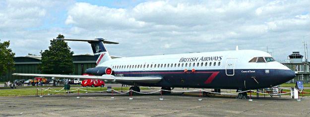 British Airways Flight 5390