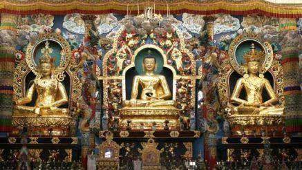 Bylakuppe - A little Tibet in the heart of Karnataka