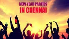 Top 7 awesome New Year parties to attend in Chennai