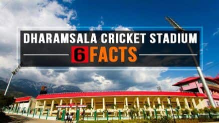 These 6 Interesting Facts About Dharamsala Cricket Stadium Will Probably Stump You!