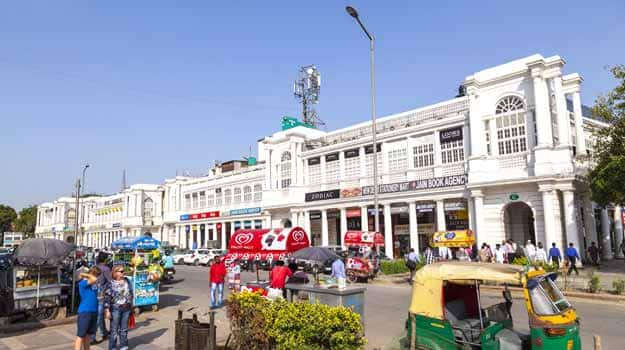 Early Morning Shootout in Delhi's Connaught Place, 3 Chain-Snatchers Held After They Open Fire at Cops