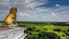 Dhauli hills – An ancient centre for Buddhism