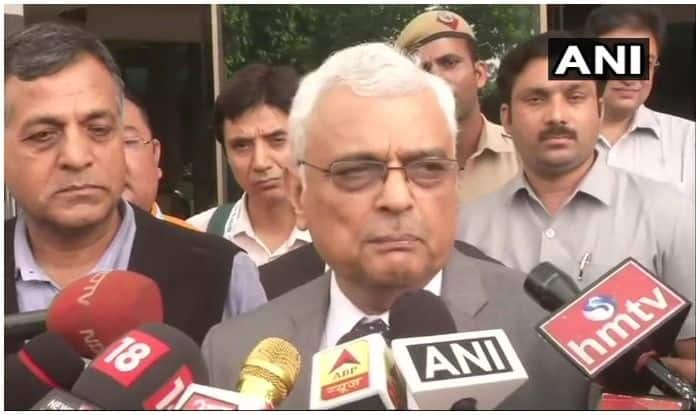 Strict Security Protocol in Place, EVMs Cannot be Tampered With: Ex-CEC OP Rawat