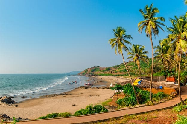 Best New Year Destinations in India to Bring in 2018