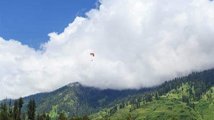 How to reach the picturesque town of Manali